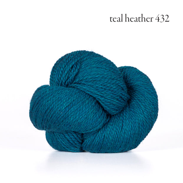Scout Teal Heather 432