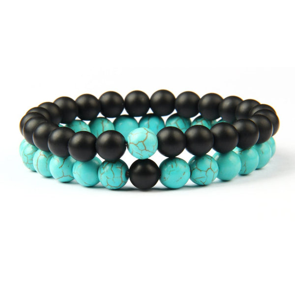 Minty Clouds Distance Bracelets - Limited edition! - freshshop&ac