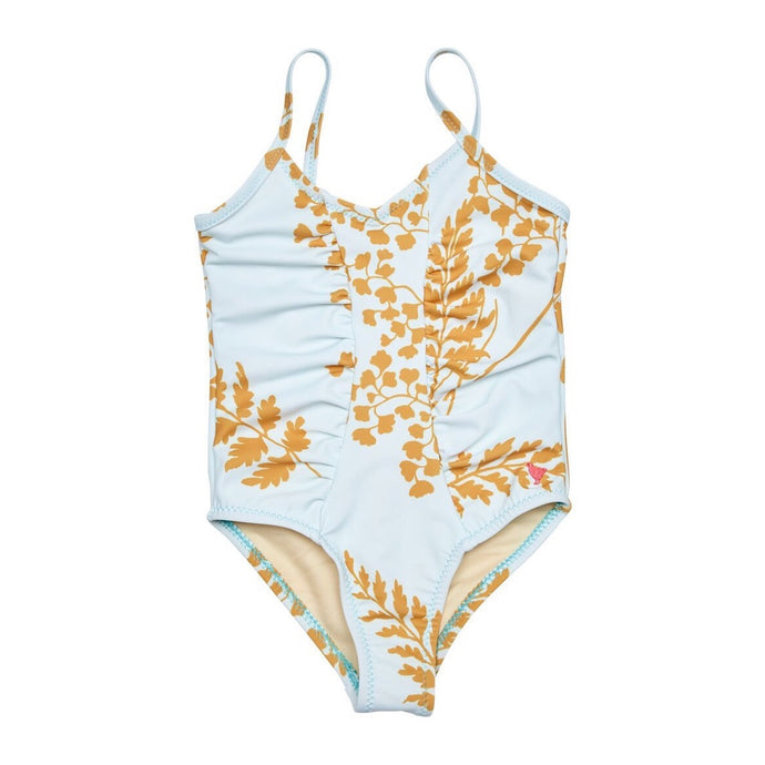 Effie One Piece Baby Swimsuit