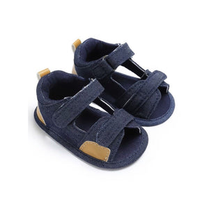 More Denim Please Baby Sandal