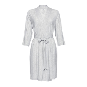Athletic Gray Heather Mommy Robe