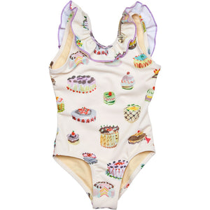 Princess Diana Baby One Piece Swimsuit