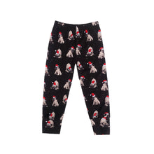 Load image into Gallery viewer, Christmas Pup Bamboo Toddler Pajama Set