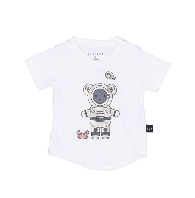 Deep Sea Diver Baby T-shirt