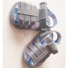 Load image into Gallery viewer, Baby Denim Strap Sandal