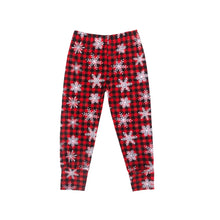 Load image into Gallery viewer, Frosted Lumber Bamboo Toddler Pajama Set