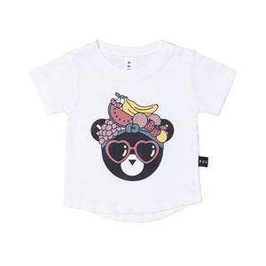 Huxbaby Fruit Bear Baby T-shirt