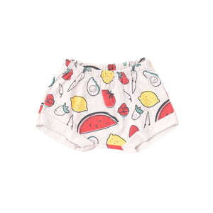Fruit and Veggie Shorts