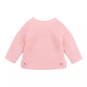 Boujee Baby Sweater in Pink
