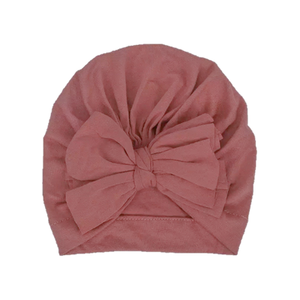 Indian Red Bow Turban