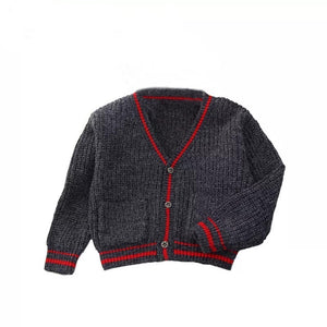 Chunky Knit Baby Cardigan