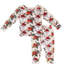 Load image into Gallery viewer, Liam Bamboo Toddler Pajama Set