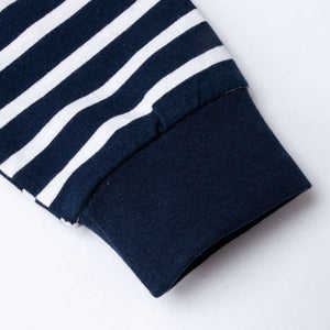 Lucky Stripe Long Sleeve T-Shirt