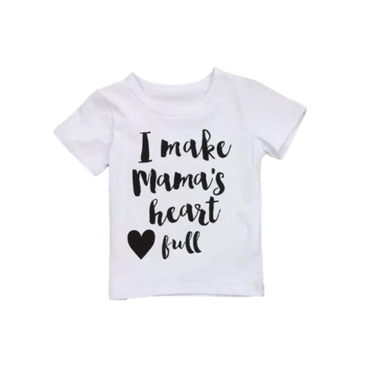 Heart Full Baby T-Shirt