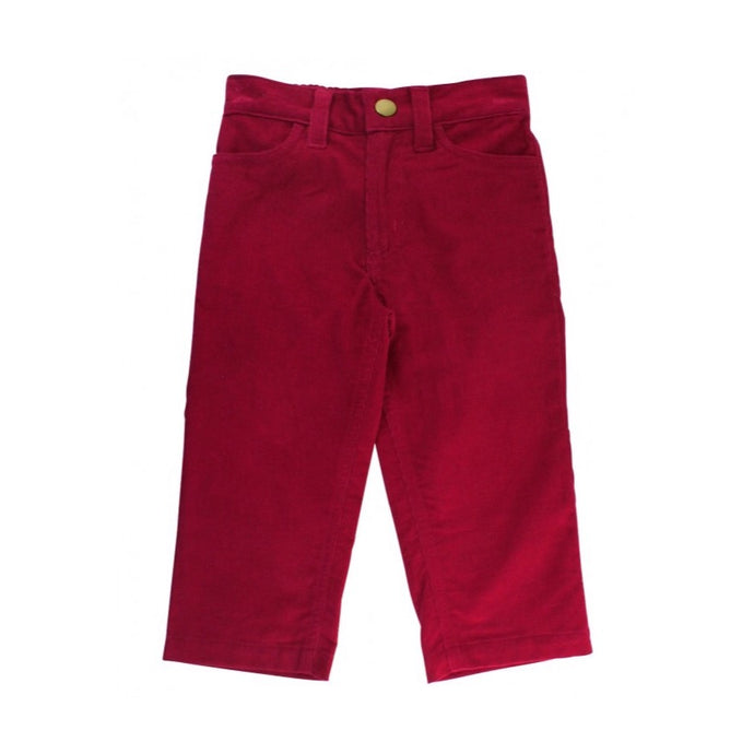 Mulberry Straight Corduroy Pants