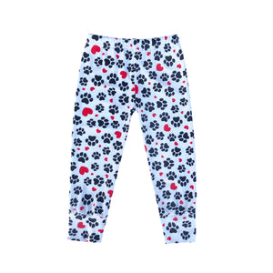 My Paw Heart Bamboo Toddler Pajama Set