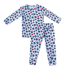 Load image into Gallery viewer, My Paw Heart Bamboo Toddler Pajama Set