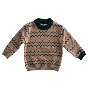 Native Sweater in Elf