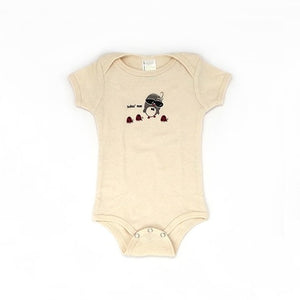 Ladies' Man Organic Bodysuit