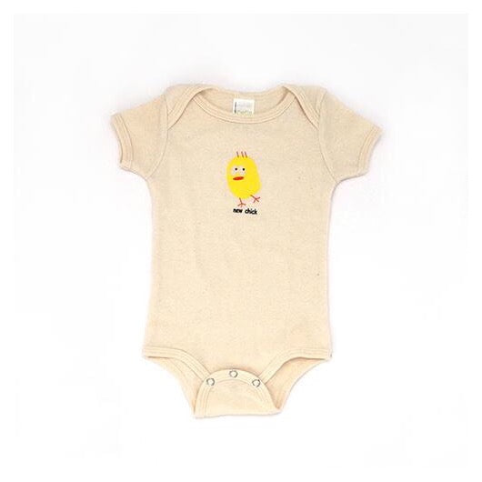 New Chick Organic Bodysuit