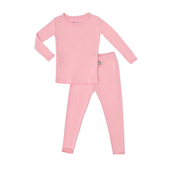 Toddler Pajama Set in Petal