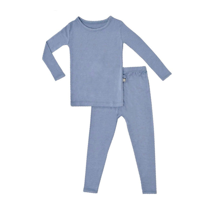 Toddler Pajama Set in Slate