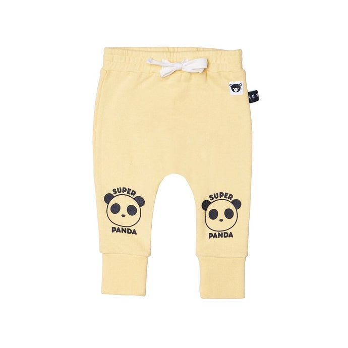 Super Panda Drop Crotch Joggers