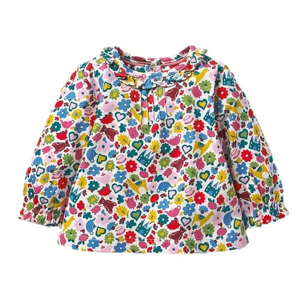 Sweet Princess Jersey Blouse