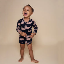 Load image into Gallery viewer, Huxbaby Walrus Long-Sleeve Bodysuit