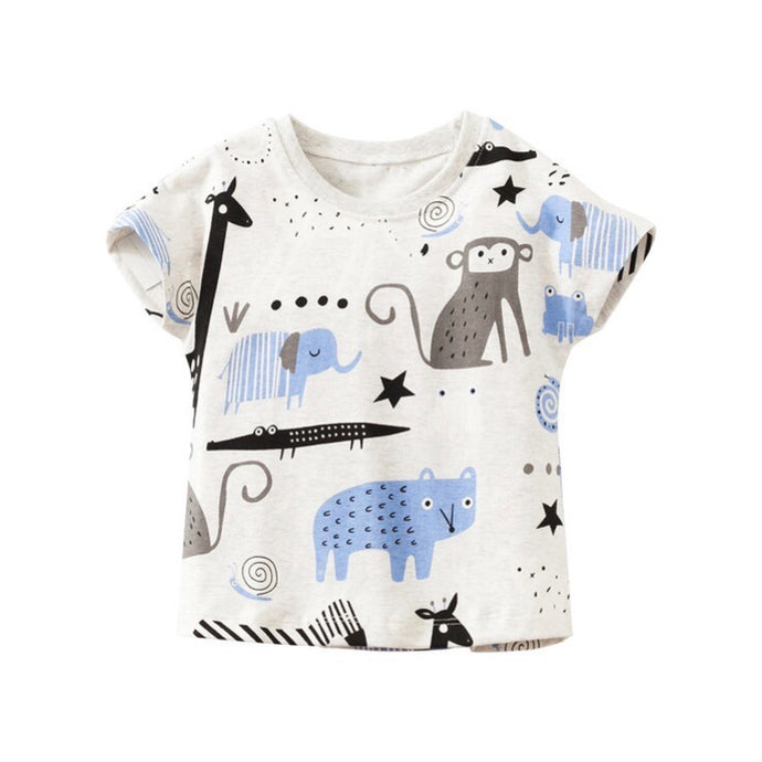 Zoo Animals T-Shirt