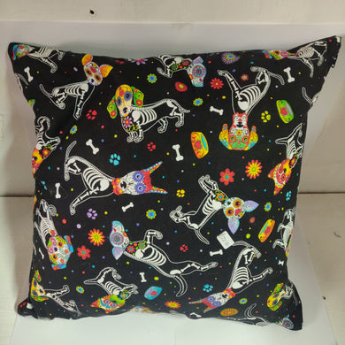 Day of the dog cushion