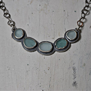 Calming Sea Glass Necklace