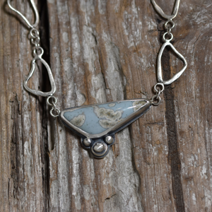 Leland Blue Necklace - From the Shores of Lake Michigan