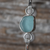 Lake Erie Beach Glass Bracelet