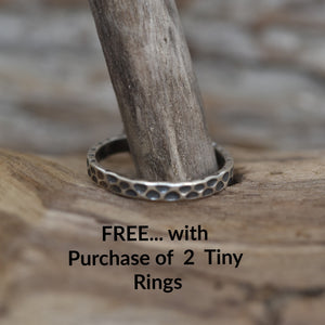 Stack Rings Tiny-size 7-7.5