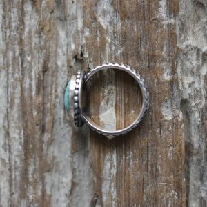 Dainty Turquoise Ring