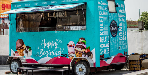 démarches food truck