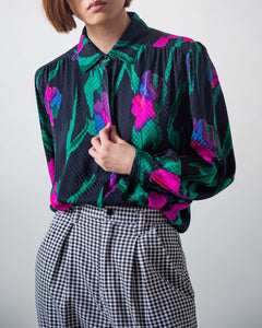 The Silk Farm Blouse