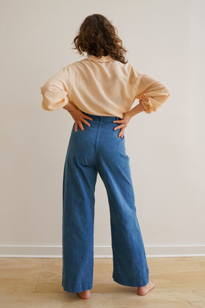 Sailor Pant in Indigo
