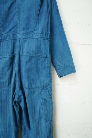 Jumpsuit in Indigo