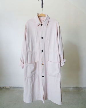 Reworked Vintage Workwear Coat