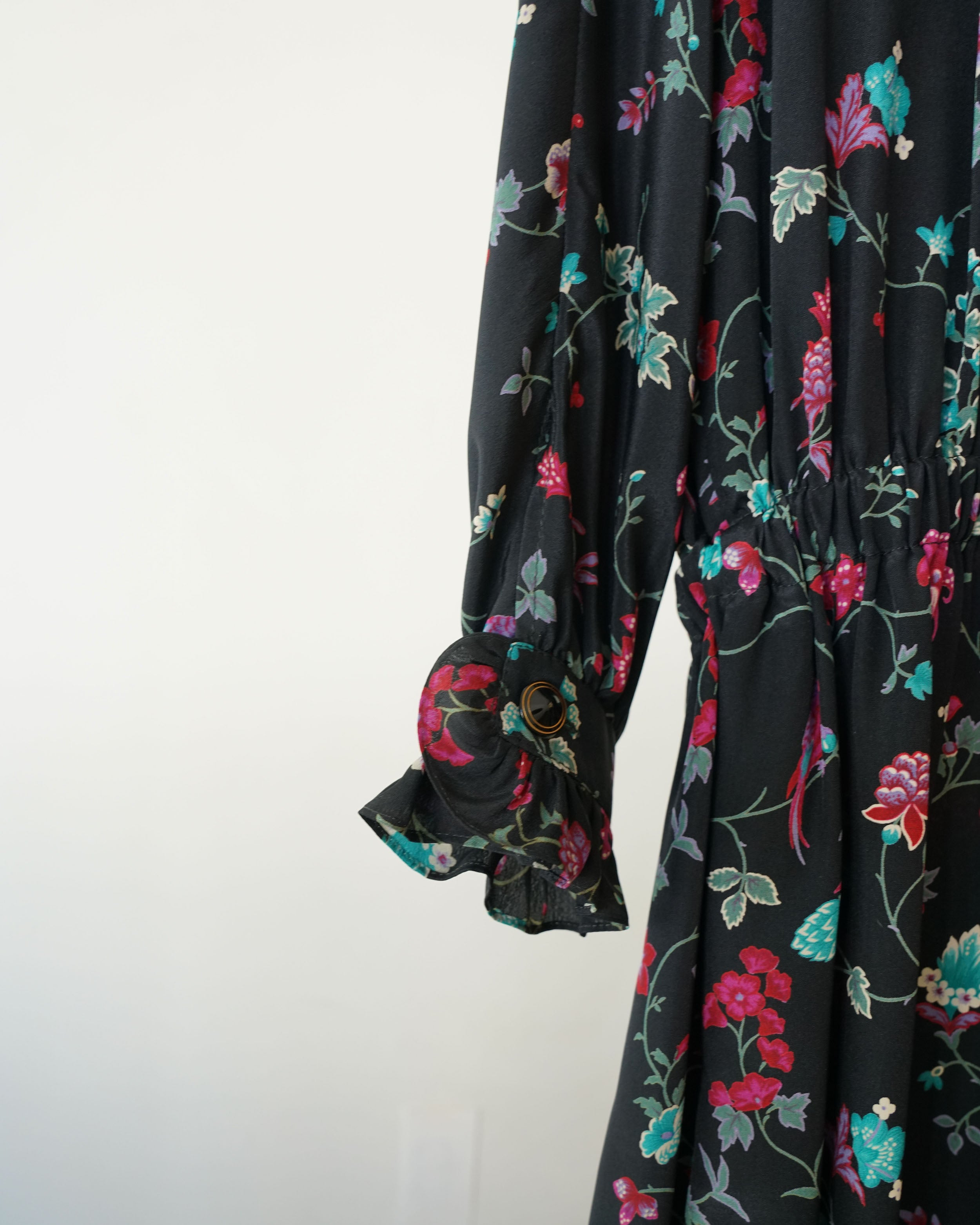 Deadstock Ungaro Parallel Paris Silk Dress