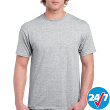 "Load image into Gallery viewer, ""Waiting for the Set"" - Adult(mens) Softstyle-Short Sleeves"