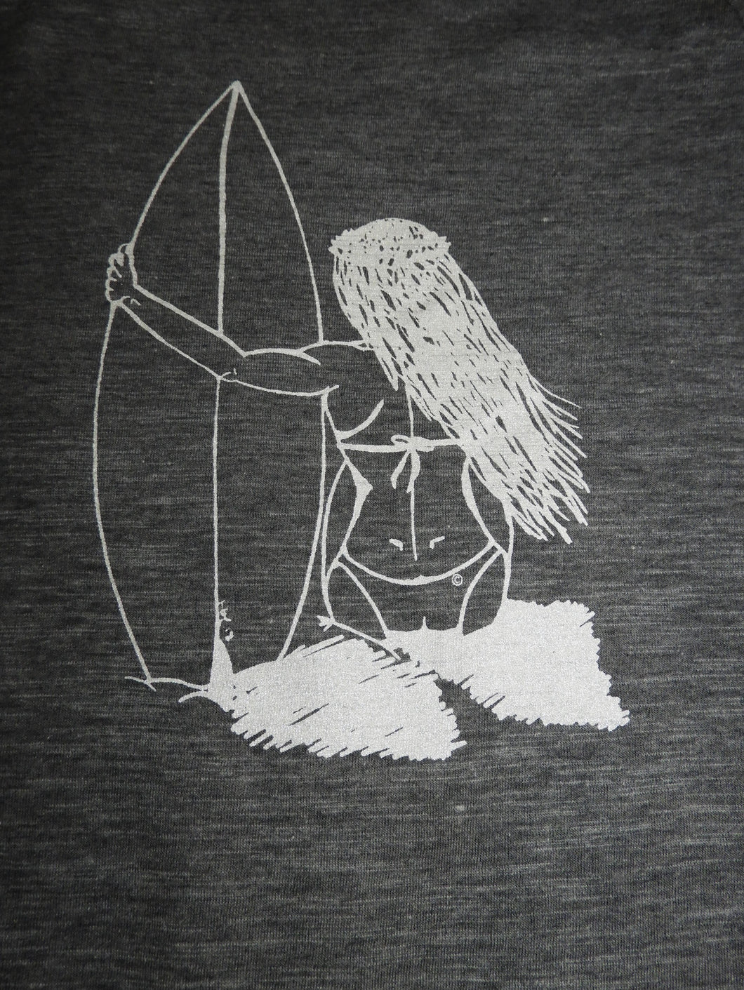 Surfer Girl-Fanatic Tee (women)