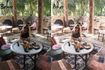 8 Boho Tulum Collection - Lightroom Presets Mobile (VSD Presets) - Vanilla Sky Dreaming