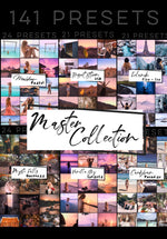 Master Full Collection - Lightroom Presets Mobile - Vanilla Sky Dreaming