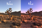 Desert Storm USA Collection - Lightroom Presets Mobile - Vanilla Sky Dreaming