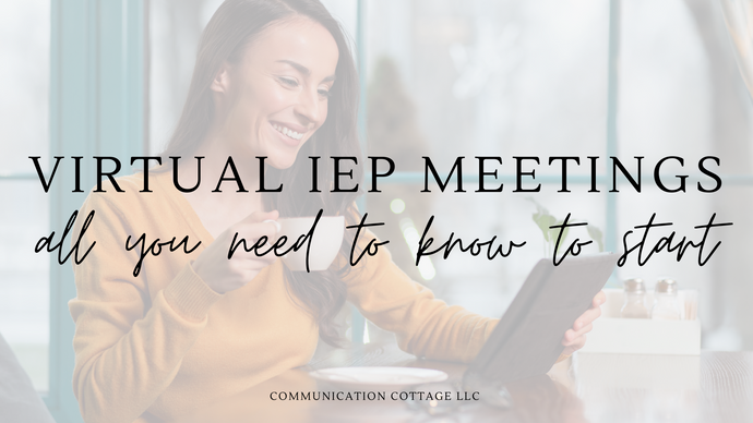 Virtual IEP Meetings: All You Need To Know To Start