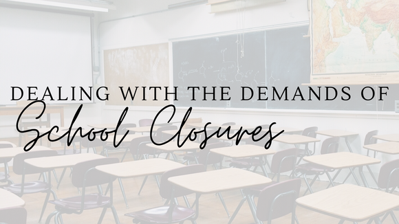 Dealing with the Demands of School Closures: An Emphasis on Documentation