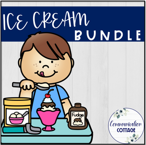 Ice Cream Digital Bundle